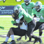 Marshall tops No. 23 Mountaineers, 17-7