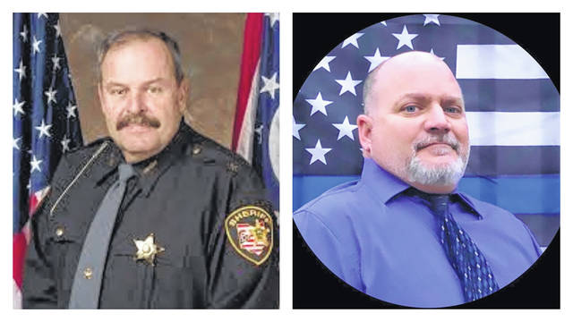 Keith Wood (left) and Mony Wood (right)
