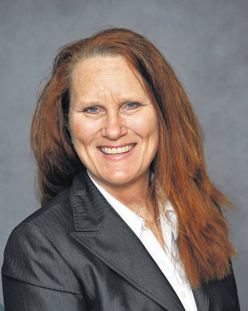 Dr. Suzanne Konz, director of the Marshall University biomechanics programs, has earned the C. Harmon Brown award from USA Track and Field and was appointed chair of National Athletics Trainers' Association (NATA) Committee on Professional Ethics. (MU Courtesy)