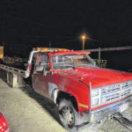 Stolen tow truck recovered