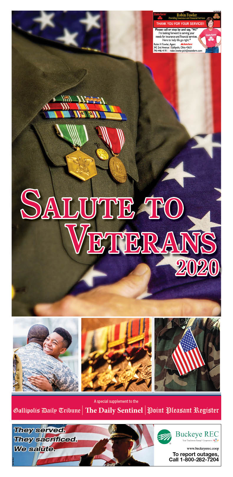 Salute to Veterans 2020