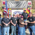 FD food drive benefits Cooperative Parish