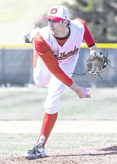 Rio Grande's Zach Kendall is among the returnees for the 2021 RedStorm baseball team, which was picked sixth in the River States Conference preseason coaches poll released Tuesday.