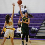 Lady Eagles soar past Southern, 61-12