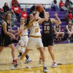 Lady Tornadoes fall to Trimble, 63-25