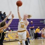 Lady Rockets outlast Southern, 55-44