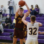 Marauders hold off Southern, 50-43