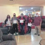 Christmas on Main prize winners