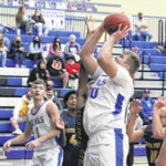 Blue Devils fall to South Point, 60-38
