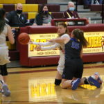 Lady Marauders get past Gallia Academy, 46-33