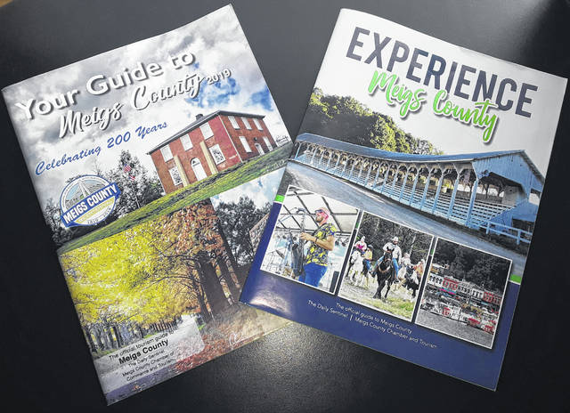 Recent editions of the Official Meigs County Guide have highlighted the history of Meigs County, as well as things to do and places to visit.