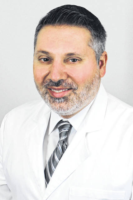 Pictured is Robert Belluso, D.O., FAAFP, a family medicine physician who has joined Pleasant Valley Hospital's Regional Health Center (RHC) in Point Pleasant, West Virginia. (PVH | Courtesy)