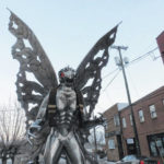 'Couples see man-sized bird…creature…something!'… Mothman's 'appearance' to mark 55 years in 2021