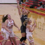 Lady Raiders sweep South Gallia, 69-51