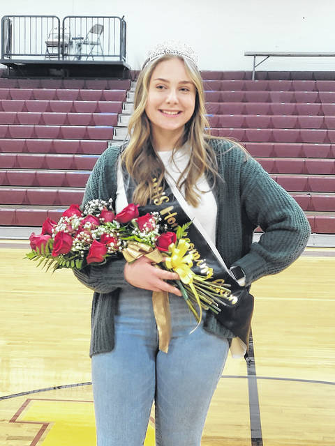2020-21 Meigs High School Homecoming Queen Sydney Jones