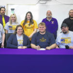 Southern's Kyeger Roush signs with A-B football