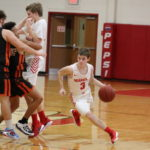 Wahama takes down Tigers, 61-33