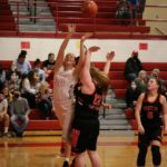 Lady Falcons wallop Wirt County, 61-39