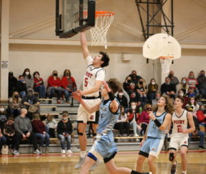 Panthers slip past Point Pleasant, 82-77
