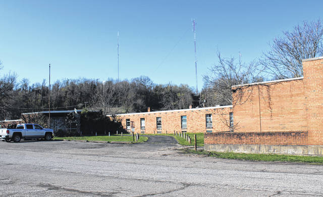 The former Veterans Memorial Hospital, pictured, will soon be torn down.