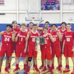 White Falcons win sectional crown