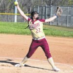 Lady Marauders fall to Athens, 14-2