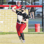 Point pounds Lady Vikings, 13-2