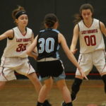 Lady Knights fall to Lincoln County, 49-21