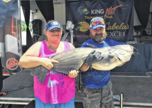 Reeling in the big one… King Kat Tournament Trail returns to Gallipolis Saturday