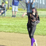 Peebles tops Lady Tornadoes, 14-4
