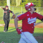 Point pounds Red Devils, 9-2