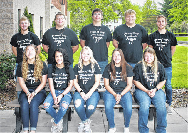 The 2021 Southern High School Prom will take place on Saturday at Southern High School. Prom King and Queen will be crowned during the prom. Queen candidates (front row left to right) are Gracie Boso, Jaden Connolly, Natalie Harrison, Abigail Rizer, and Caelin Seth. King candidates (back row left to right) are Ryan Laudermilt, David Shaver, Arrow Drummer, Kyeger Roush, and Chase Bailey. A walk-in event will take place at the school as the students arrive for prom. Once students are inside they will not be permitted to come back out to take pictures, visit, etc. While guests are welcome for walk-in, the district is asking that only those who are close family attend. Guests at walk-in are also encouraged to wear masks and stay in pods. A Facebook live stream will be attempted for walk-in at the Southern Local School District Facebook page. For details on the plans for walk-in, including parking and other items visit SHS STUCO on Facebook.