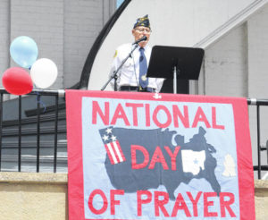 Meigs County observes a day of prayer