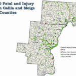Fatal crash reduction effort planned by law enforcement… Gallia and Meigs counties to see increased enforcement
