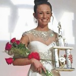 McCrory competes in pageant