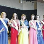 Junior Fair Queen royalty named