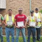 ODOT Employees Compete In District Roadeo
