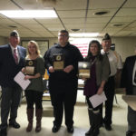 American Legion Post 23 recognizes Americanism test winners