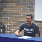Gee signs with Shawnee