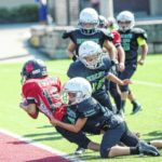 Pee-Wee football kicks off