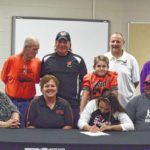 Coleman signs with KCU