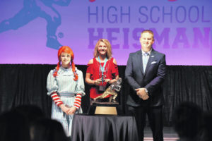 Wendy's High School Heisman honors 18 from Scioto Co.