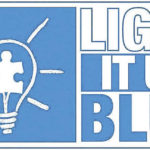 Portsmouth goes blue for Autism awareness