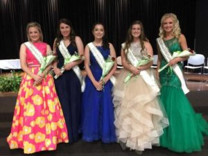 Fair to crown queen on opening night