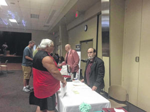 Health fair held for nuclear workers