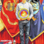 Wages enlists to Marines
