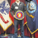 Carey joins Marines