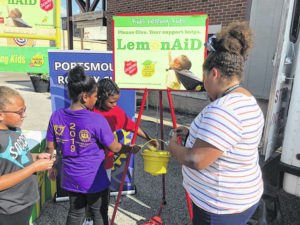 LemonAid stand raised over $4,000