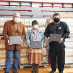 County grant purchases laptops for virtual learning