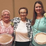 Woman's Tourist Club honors Riley, Logwood